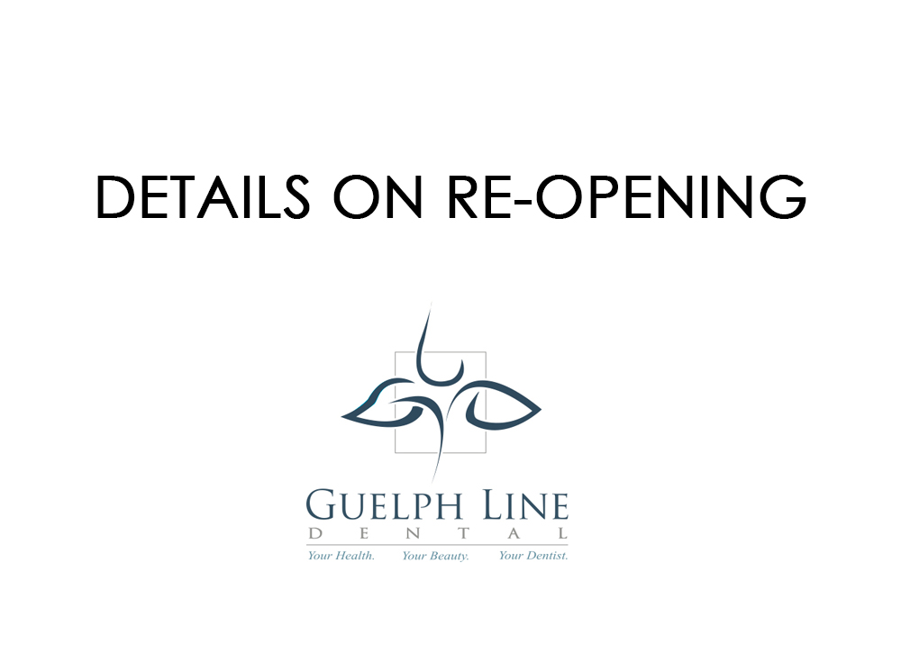 Details On Re-Opening